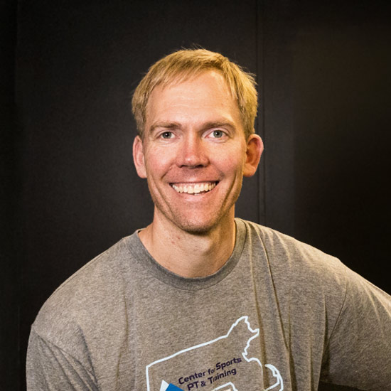 Jeff Carlson - Fitness Trainer, Physical Therapist